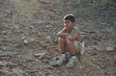 A still of Aditya (Keval) from the film #TheGoodRoad