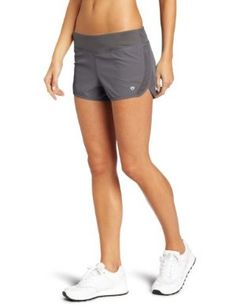 Colosseum Women's Flutter Breeze Shorts by Colosseum. $10.80. 93% polyester/7% spandex woven. Spandex waistband for better fit and comfort. Mesh ventilation, Stretch microfiber woven for fit and comfort. Short length for attractive fit. Security pocket with zippered closure. Stretch microfiber woven for fit and comfort. Flutter breeze short with an inner performance brief lining. Mesh ventilation, Stretch microfiber woven for fit and comfort.