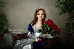 Briar rose fairytale princess photography session