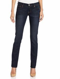 This is my preferred cut of jeans for my petite straight figure, although I'm more in need of lighter shades