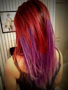 awesome Великолепное рыжее мелирование на рыжие волосы (50 фото) — Как превратиться в роковую бестию