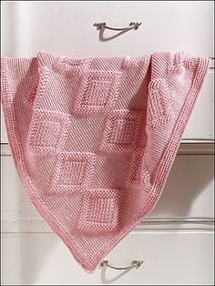 Ravelry: Aran Diamonds Baby Afghan (Tunisian) pattern by Kim Guzman