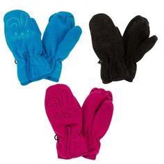 Dětské rukavičky z fleecu #děti #zimní #oblečení #rukavice #dětskámóda Gloves, Fashion, Moda, Fashion Styles, Fashion Illustrations