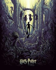 Harry Potter and the Goblet of Fire by Dan Mumford - Home of the Alternative Movie Poster -AMP- Harry Potter Fan Art, Posters Harry Potter, Harry Potter Goblet, Mundo Harry Potter, Harry Potter Drawings, Harry Potter Universal, Harry Potter Ilustraciones, Illustrations Harry Potter, Hogwarts