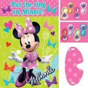 Minnie Mouse Party Game (Each) - Party Supplies
