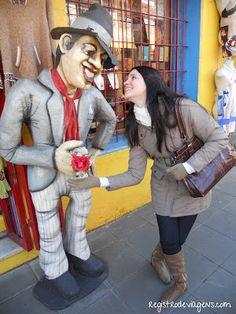 Registro de Viagens: Buenos Aires: Passeando pelo Caminito, Visitando o Estádio do Boca e Conhecendo a Floralis Generica!