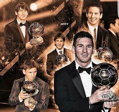 Ballon D'ore Lionel Messi