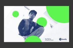 Spotify adopta un sistema visual flexible y más expresivo