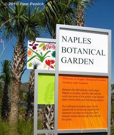 Naples Botanical Garden: Gardens with Latitude