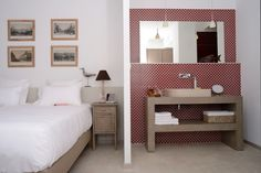 Marseille room from Hotel 96, a new charming hotel near Marseille's calanques