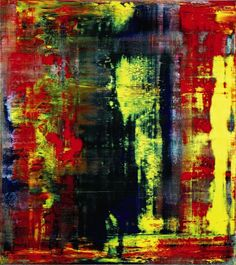 Discover more about Gerhard Richter's 'Abstract Painting' (1994) in these detail photos.