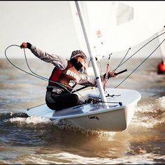 Laser Sailing _/)_/)_/)