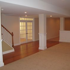 Basement Renovation - traditional - Basement - Philadelphia - NU IMAGE HOME IMPROVEMENT
