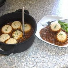 Beef mince recipes - All recipes UK Minced Beef Recipes, Mince Recipes, Cooking Recipes, Beef Cobbler, Scottish Recipes, One Pot Dishes, Carne Picada, Budget Meals, Nutritious Meals