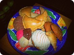 One of the food highlights of my trip to Texas .....real Mexican pan de dulce!!!! Texas Trip 2013