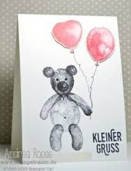 Image result for Stampin Up stamp BALLOON BUILDERS