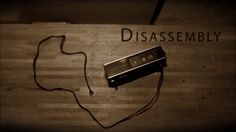 Disassembly behind the scenes on Vimeo