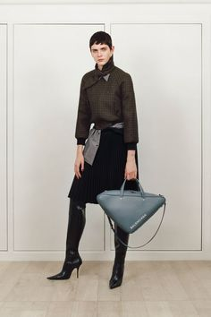 Balenciaga PreFall 17 Collection | Look 21