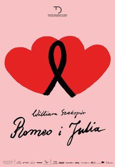 """""""Romeo i Julia"""", William Szekspir, reżyseria: Katarzyna Deszcz, premiera: 2 kwietnia 2016 r."""