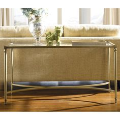 Hammary Elipse Console Table