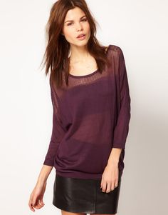 Another lovely sweater from Warehouse. Damn you, asos!
