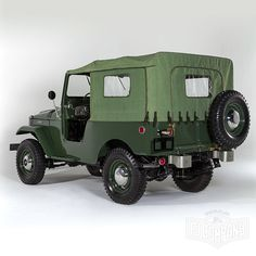 1960 Toyota Land Cruiser FJ25 Maintenance/restoration of old/vintage vehicles: the material for new cogs/casters/gears/pads could be cast polyamide which I (Cast polyamide) can produce. My contact: tatjana.alic@windowslive.com