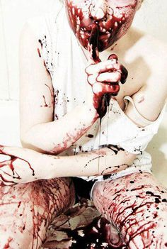 bloody art | Blood