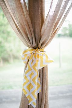 Tie Backs for curtains