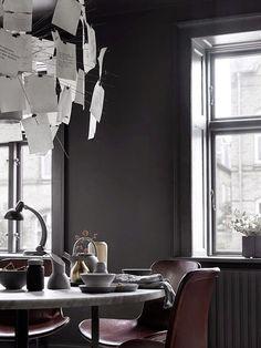 STIL INSPIRATION: Monochrome perfection in this Copenhagen townhouse