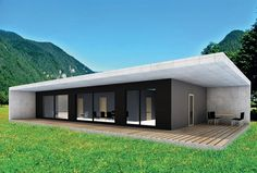 Unsere Home Module. Micro House, Golf, New Builds, House Plans, New Homes, Mansions, Architecture, House Styles, Building
