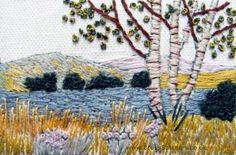Cross Stitch Kits, Cross Stitch Charts, Embroidery & Tapestry Kits - Very Crafty Hand Embroidery Kits, Types Of Embroidery, Modern Embroidery, Ribbon Embroidery, Embroidery Art, Cross Stitch Embroidery, Embroidery Hoops, Embroidery Designs, Cross Stitch Kits