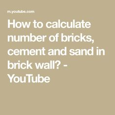 How To Calculate Materials For Different Ratio Concrete Best Online Engineering