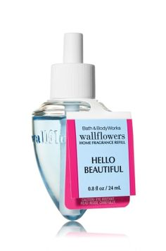 Wallflower refills. Scents- hello beautiful and beautiful day- Bath & Body Works