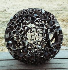 A sphere from squares. Nice.