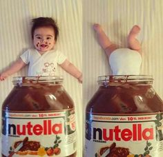 New Ideas For New Born Baby Photography : Bebek resimleri Funny Baby Photos, Monthly Baby Photos, Newborn Baby Photos, Baby Poses, Cute Baby Pictures, Newborn Pictures, Baby Boy Newborn, Pregnancy Photos, Baby Baby