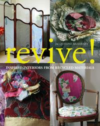 Recycle and renew! Make soft furnishings for your home, whatever your skill level and budget.