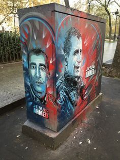 #c215 #streetart #paris