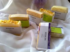 mixture of soaps