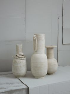 Modern Vessels With an Ancient Feel | Eric Roinestad | NYTimes.com