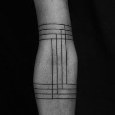 Minimal Design Tattoo Even more minimalist- No tattoos.  Just as a warning to…