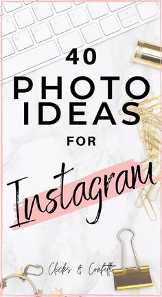 40 Instagram Photo Ideas To Keep Your Content Fresh Earn Money Online, Make Money Blogging, Make Money From Home, How To Make Money, How To Get Followers, Best Blogs, Getting To Know You, Instagram Tips, Educational Technology