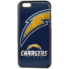 NFL Licensed Rugged Cover iPhone 6/6S Case - San Diego Chargers