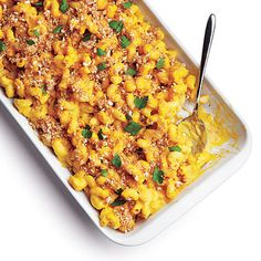 Lighter Mac & Cheese recipe (with butternut squash)...I really like this and have made it several times