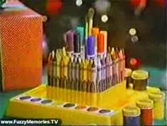 crayola caddy. the present that santa never brought. roseart just didn't cut it.