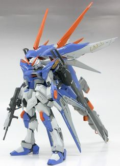 GUNDAM GUY: 1/100 Destiny Gundam Type Emperor - Customized Build