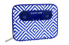 Tablet Sounds Speaker Case in Bronte design by SunnyLIFE