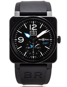 Bell & Ross BR03-51 GMT-TWG Limited Edition