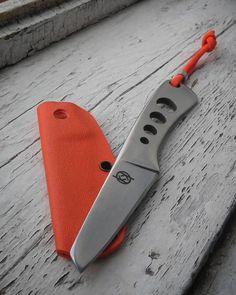 EDC Fulltang necker by Krava knives . Х12мф tool steel. 70mm blade, 160mm full lenght. Kydex sheath. #Kravaknives #knife #knives #knifecommunity #knifenut #knifemaking #knifepics #edc #knifeaddict