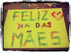 Para todos as mamães com amor!!!