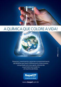 Anúncio institucional da Texpal para agenda 2016